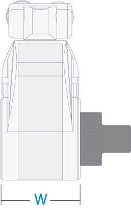 FRONT SIZE